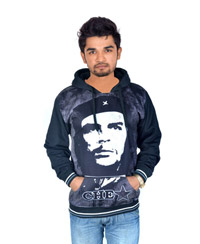 Drakeman Black Casual Stylish Sweatshirts