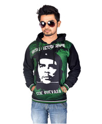 Drakeman Green Casual Stylish Sweatshirts