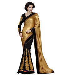 Zoom   Designer Blouse Pattern Lace Black   Saree